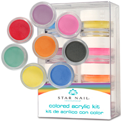 Colored Acrylic Kit